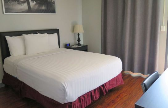 Kamers Americas Best Value Inn Los Angeles at W 7th St