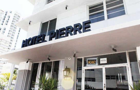 Exterior View Hotel Pierre
