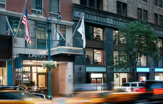 Vista esterna Hotel Boutique at Grand Central