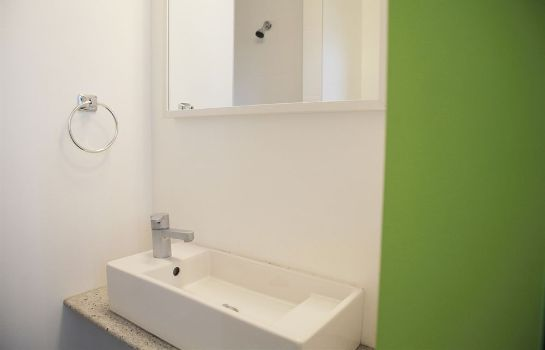Bagno in camera Urban Holiday Lofts