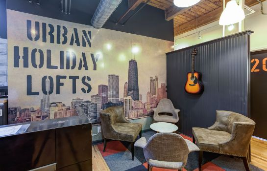 Lobby Urban Holiday Lofts