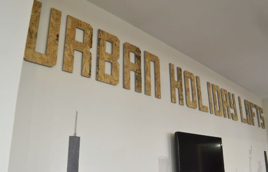 Vista all'interno Urban Holiday Lofts