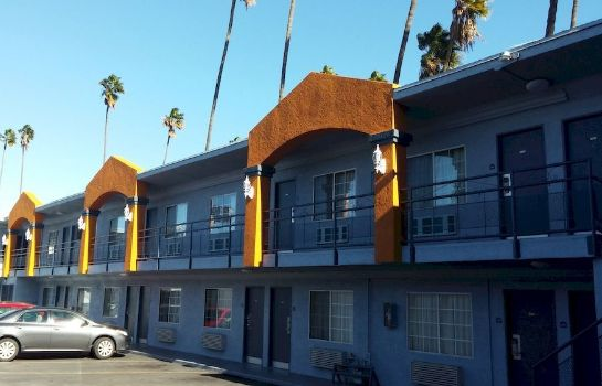 Widok wewnątrz Value Inn Hollywood