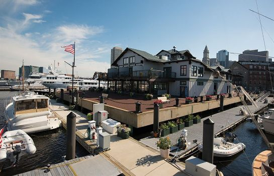 Umgebung Boston Yacht Haven Inn & Marina