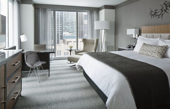 Habitación Loews Chicago Hotel