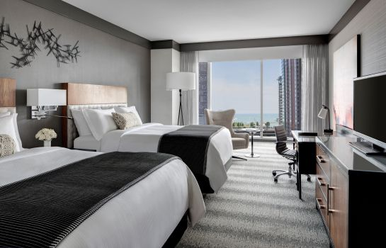 Room Loews Chicago Hotel