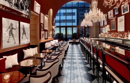 Hotel bar Baccarat Hotel New York LEG