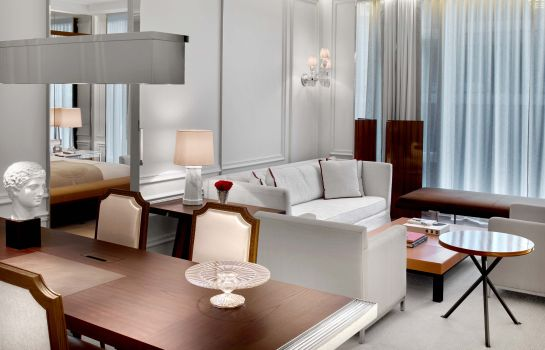 Suite Baccarat Hotel New York LEG