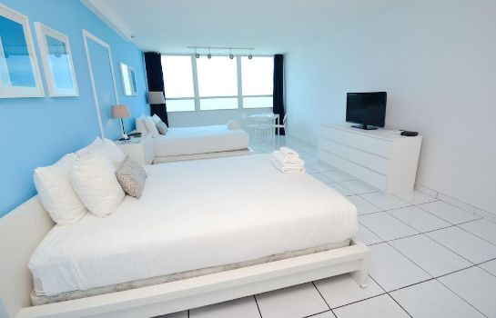 chambre standard Beach Apartments - Free Parking