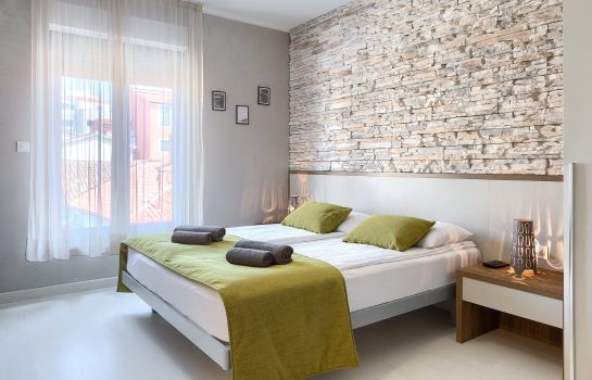 Chambre double (standard) Pula City Center Accommodation
