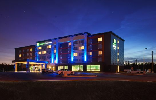 Vista esterna Holiday Inn Express & Suites ST JOHN'S AIRPORT