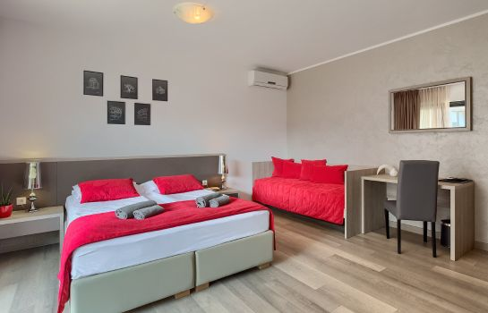 Chambre triple Pula City Center Accommodation