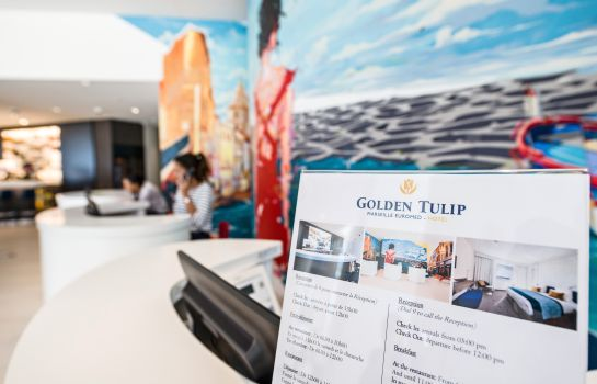 Recepcja GOLDEN TULIP EUROMED