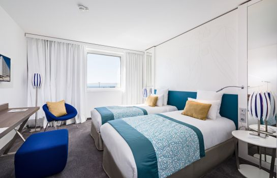 Chambre individuelle (confort) GOLDEN TULIP EUROMED
