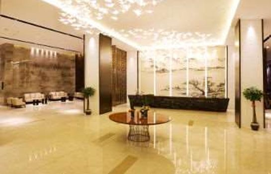 Hotelhalle Ramada Plaza Changsha South
