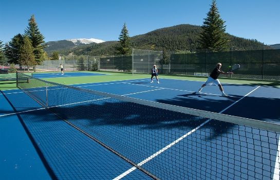 Campo de tennis Keystone Lodge & Spa by Keystone Resort