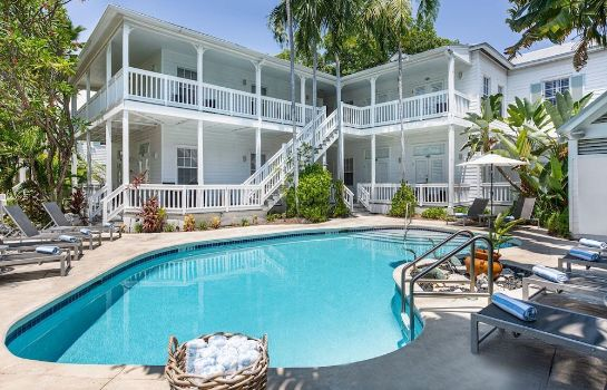 Exterior view Paradise Inn Key West-Adults Only