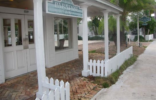 Vista esterna Paradise Inn Key West-Adults Only
