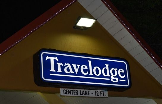 Vista esterna Travelodge Red Bluff