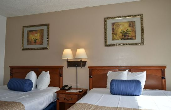 chambre standard Travelodge Red Bluff