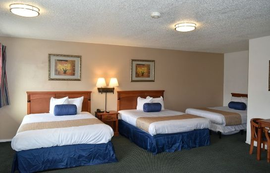 Pokój standardowy Travelodge Red Bluff