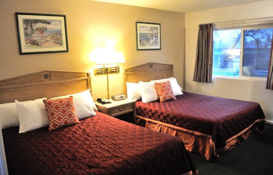 Chambre individuelle (confort) Travelodge Red Bluff