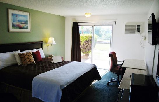 Zimmer Travelodge by Wyndham Red Bluff