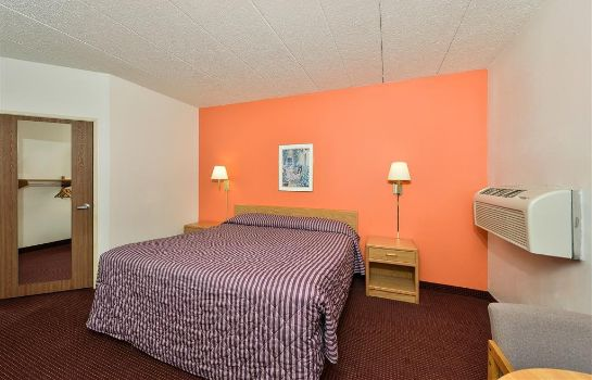 Suite Americas Best Value Inn Omaha