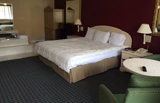 chambre standard American Star Inn & Suites Atlantic City