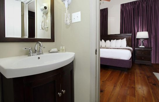 Cuarto de baño Inn on St Ann