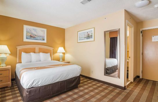 Chambre Quality Inn North Conway