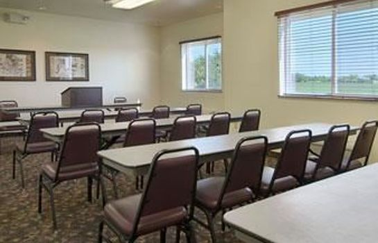 Meeting room Super 8 Iola Kansas