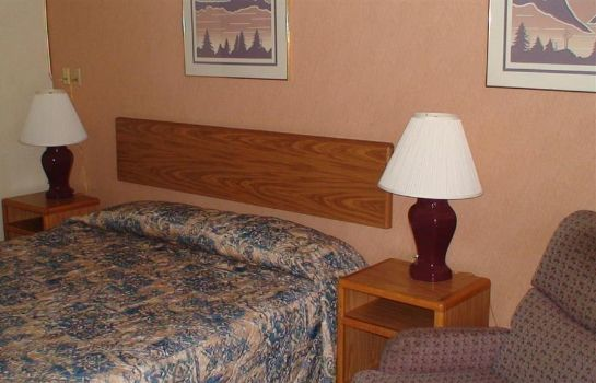 Room BUDGET INN EXPRESS BISMARCK