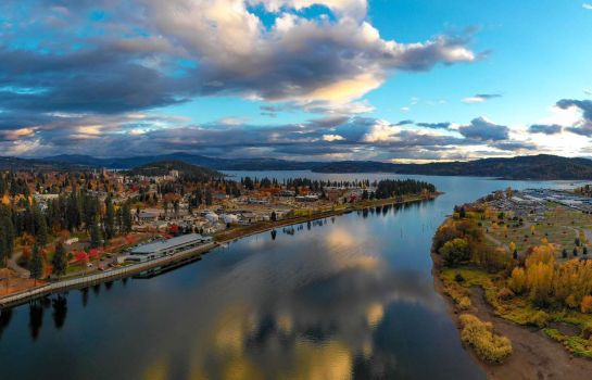 Info Resort City Inn Coeur d'Alene