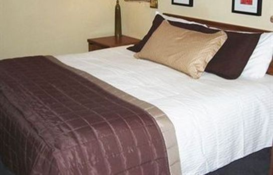 chambre standard ID RESORT CITY INN COEUR DALENE