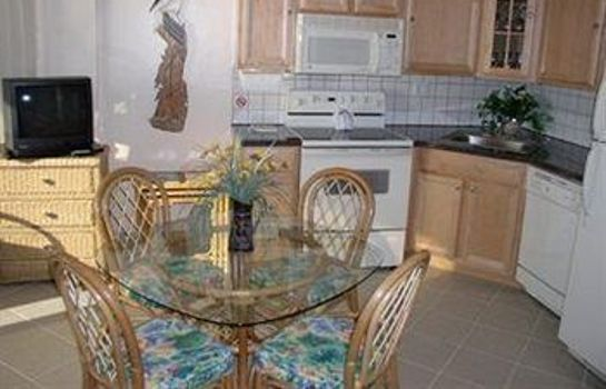 Kitchen in room Lovers Key Beach Club by Check In Vacation Rentals