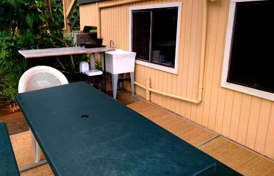 Giardino Hamakua Guest House and Camping Cabanas