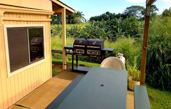 Ristorante Hamakua Guest House and Camping Cabanas