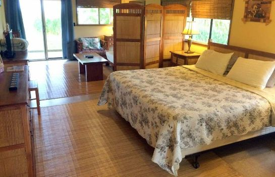 Camera standard Hamakua Guest House and Camping Cabanas