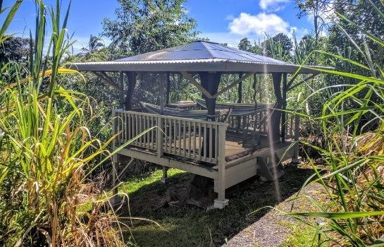 Chambre individuelle (confort) Hamakua Guest House and Camping Cabanas