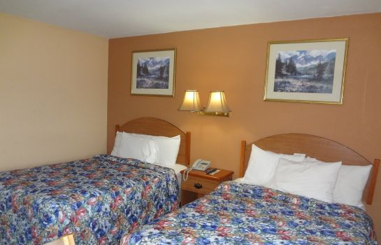 Room Budget Inn of Lynchburg and Bedford