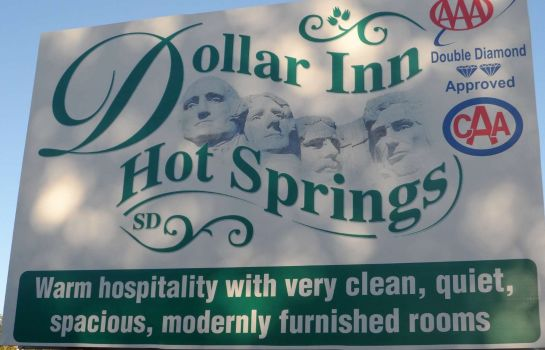 Exterior view DOLLAR INN HOT SPRINGS