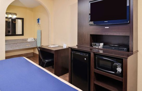 Kamers Americas Best Value Inn-Medical Center Downtown
