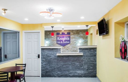 Hol hotelowy Knights Inn and Suites Salem