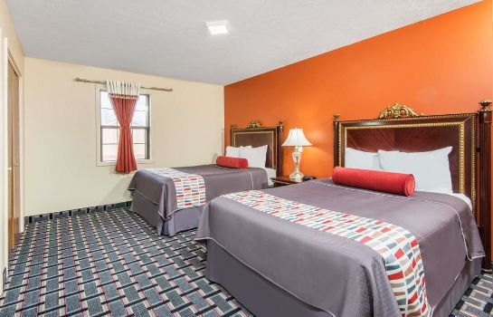 Habitación estándar Knights Inn and Suites Salem