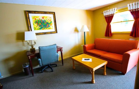 Habitación Knights Inn and Suites Salem