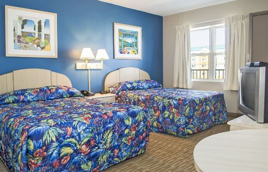chambre standard The Dunes Rehoboth Beach The Dunes Rehoboth Beach