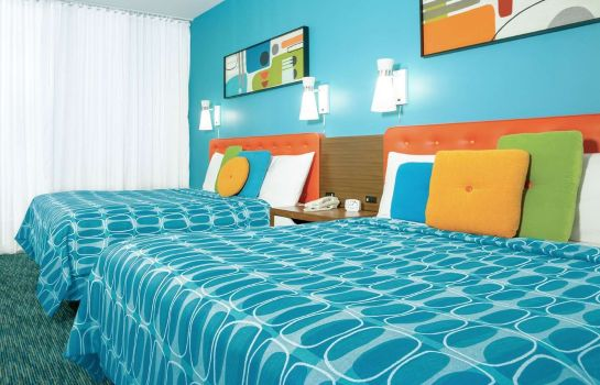 Zimmer Universal's Cabana Bay Beach Resort