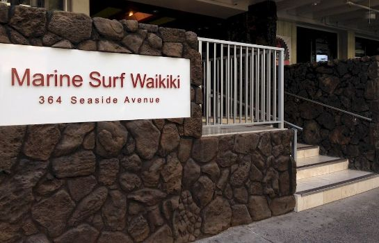 Omgeving Tropical Studios at Marine Surf Waikiki