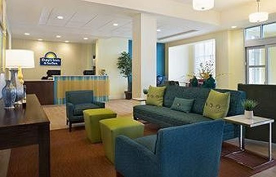 Reception Days Inn & Suites Belmont